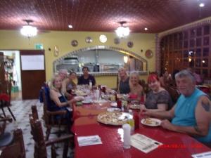 Padrinos Restaurant San Felipe Baja Mexico