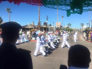 Navy Marching