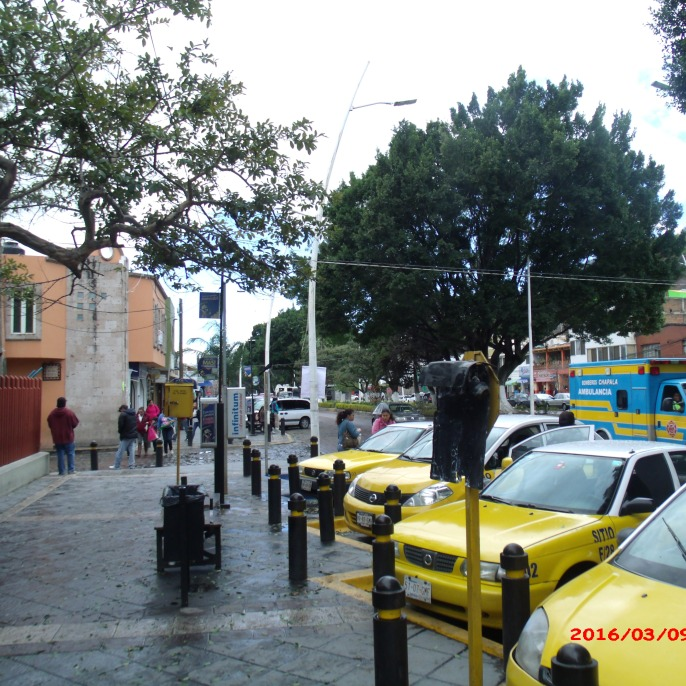 Wet Taxis